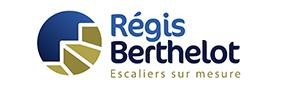 Régis Berthelot Escaliers sur mesure Logo