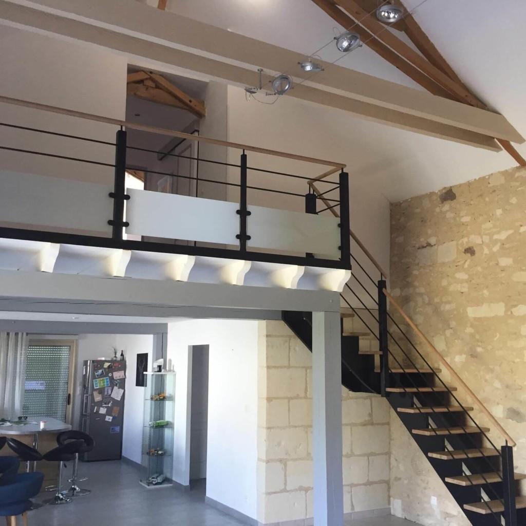 REGIS BERTHELOT Fabricant Escaliers Longue Jumelles IMG 0918