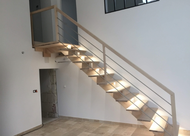 REGIS BERTHELOT Fabricant Escaliers Longue Jumelles IMG 0924