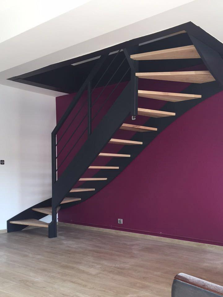 REGIS BERTHELOT Fabricant Escaliers Longue Jumelles 3