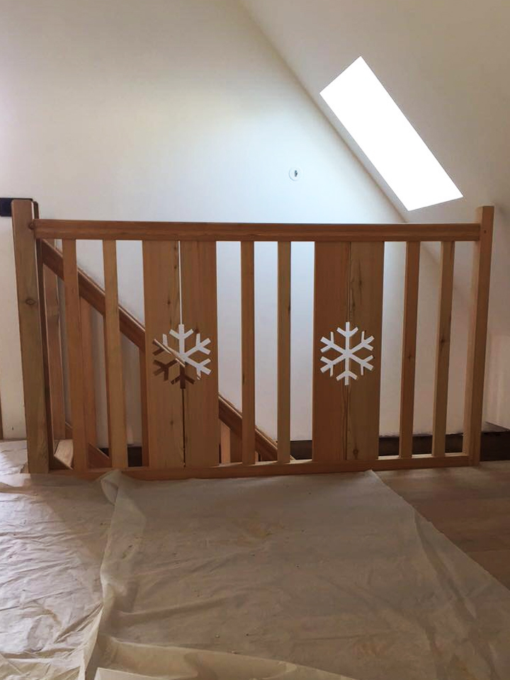 REGIS BERTHELOT Fabricant Escaliers Longue Jumelles 652