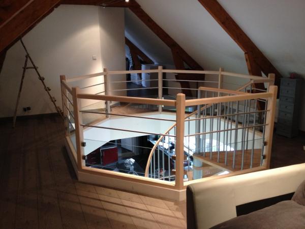 REGIS BERTHELOT Fabricant Escaliers Longue Jumelles Escalier Contemporains BALJO 2 1