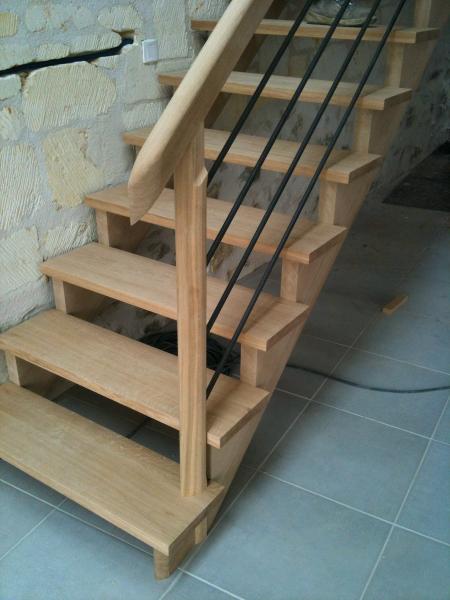 REGIS BERTHELOT Fabricant Escaliers Longue Jumelles Escalier Contemporains DAHFER 1