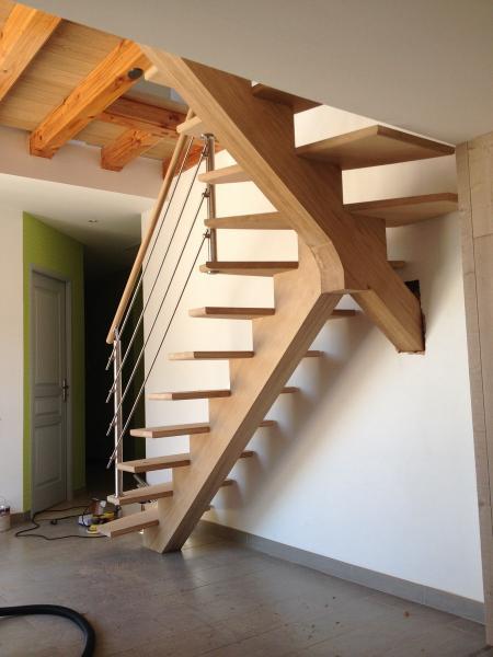 REGIS BERTHELOT Fabricant Escaliers Longue Jumelles Escalier Contemporains JUIN 2 2
