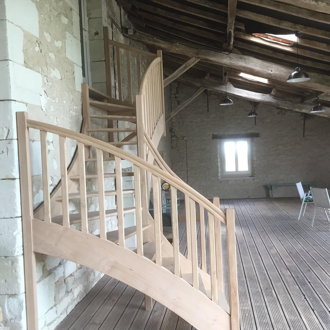 REGIS BERTHELOT Fabricant Escaliers Longue Jumelles IMG 0895 2