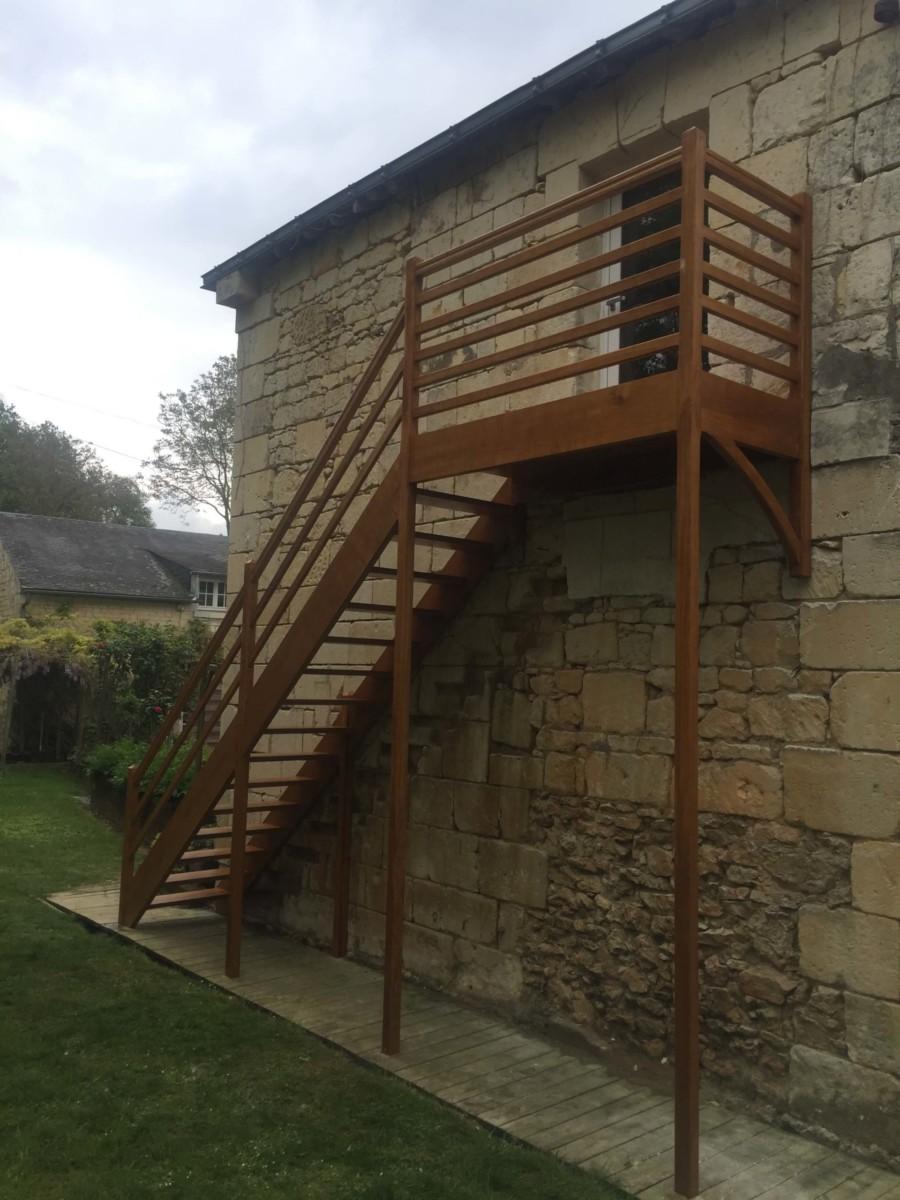 REGIS BERTHELOT Fabricant Escaliers Longue Jumelles IMG 0903