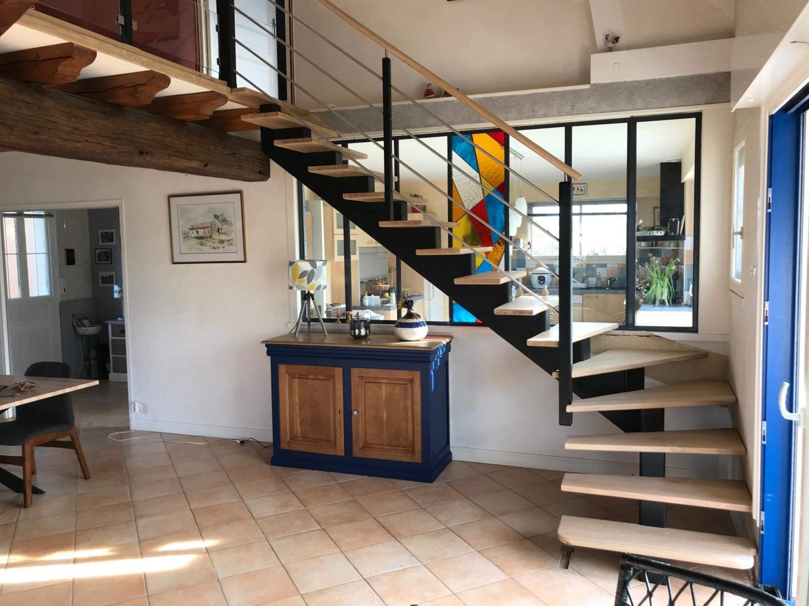 REGIS BERTHELOT Fabricant Escaliers Longue Jumelles IMG 0987
