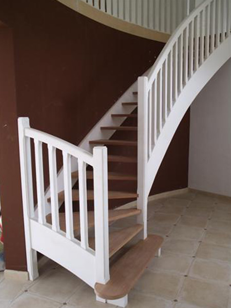 REGIS BERTHELOT Fabricant Escaliers Longue Jumelles IMg