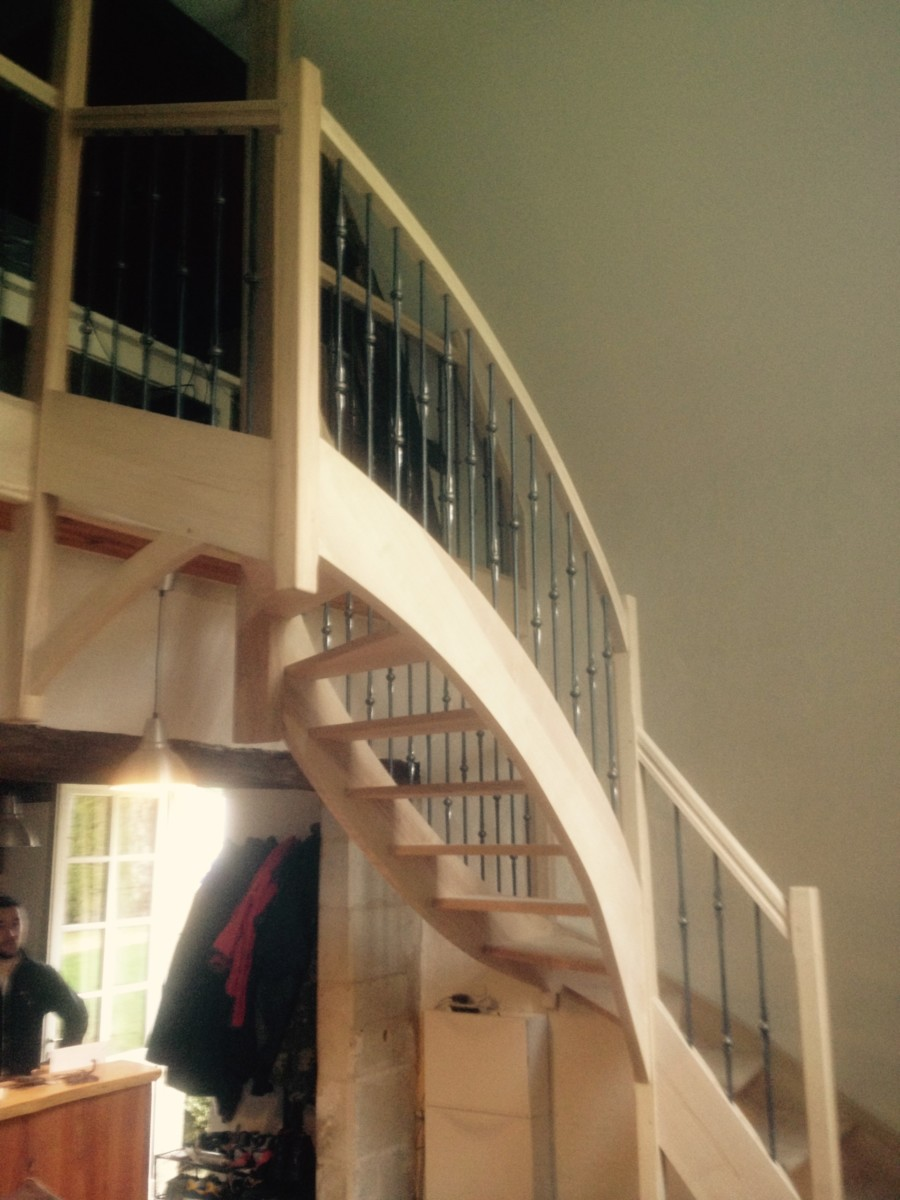 REGIS BERTHELOT Fabricant Escaliers Longue Jumelles IMG 2744