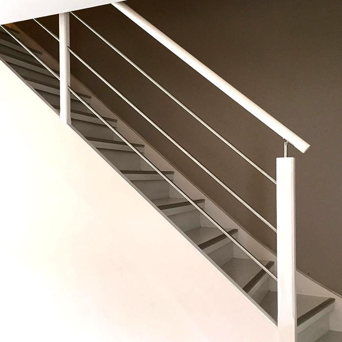 REGIS BERTHELOT Fabricant Escaliers Longue Jumelles Apres