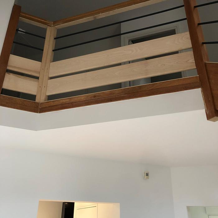 REGIS BERTHELOT Fabricant Escaliers Longue Jumelles APRES 1