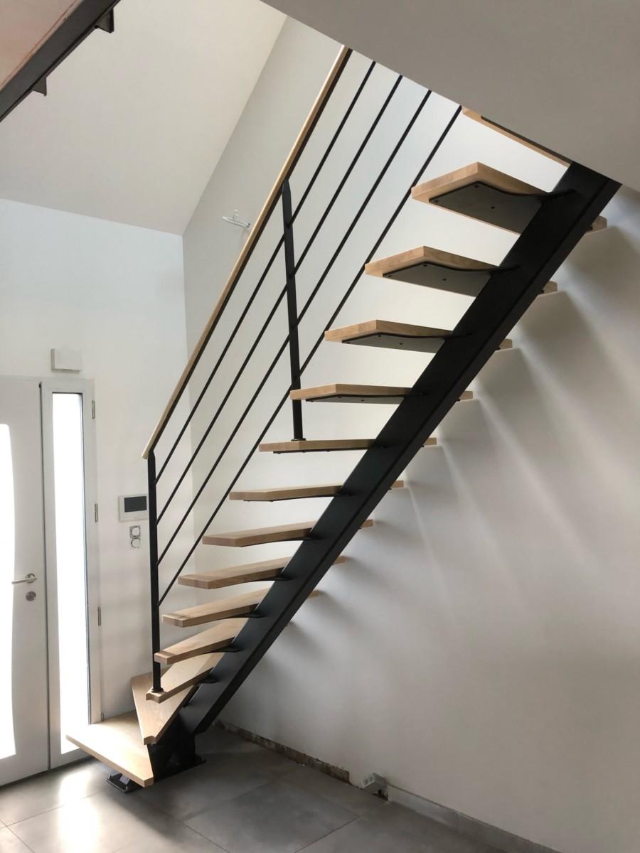 REGIS BERTHELOT Fabricant Escaliers Longue Jumelles Image002
