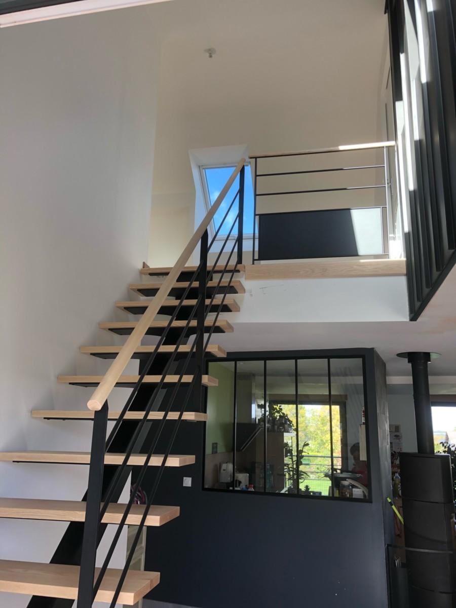 REGIS BERTHELOT Fabricant Escaliers Longue Jumelles Image003