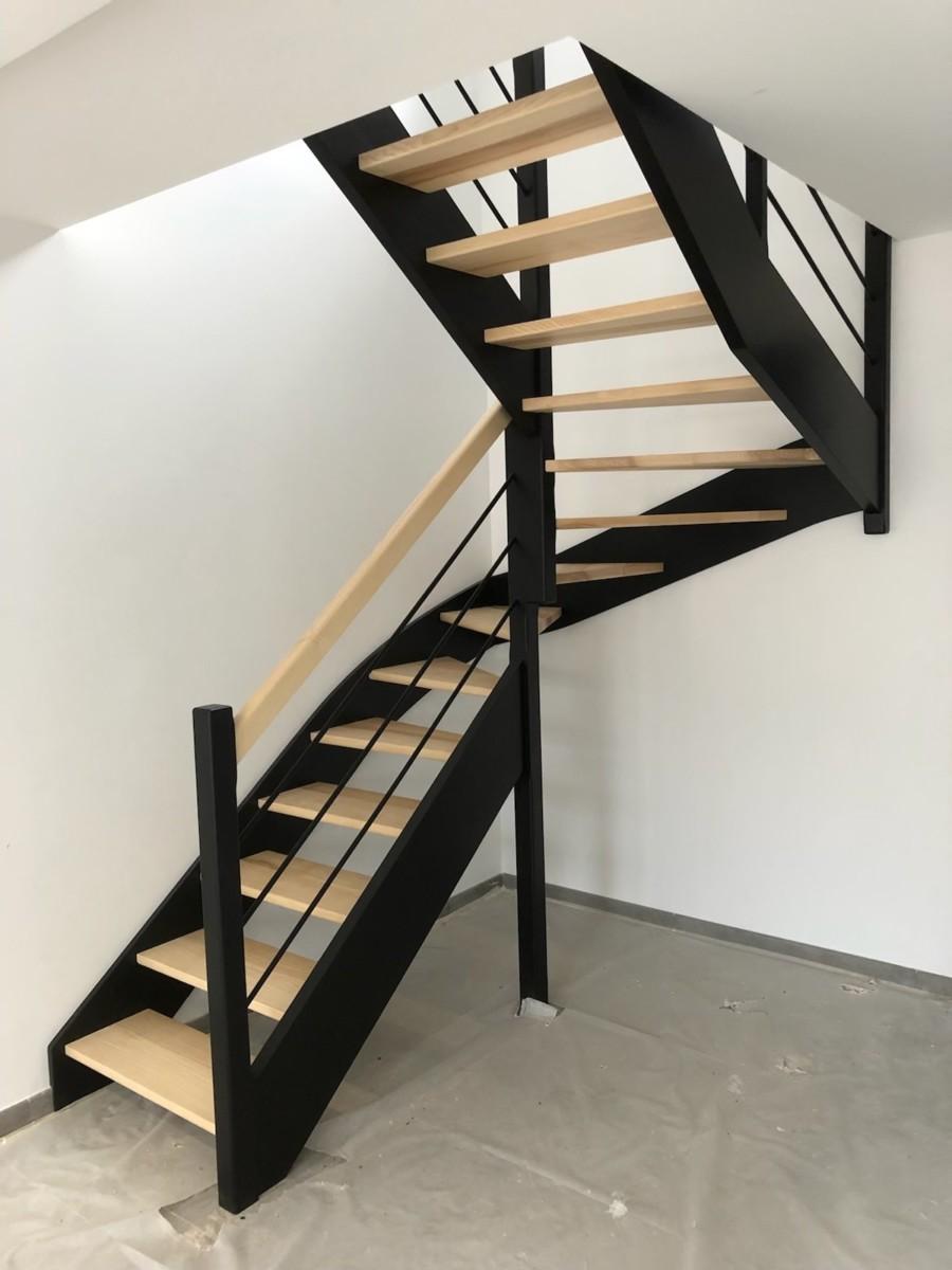 REGIS BERTHELOT Fabricant Escaliers Longue Jumelles Image004