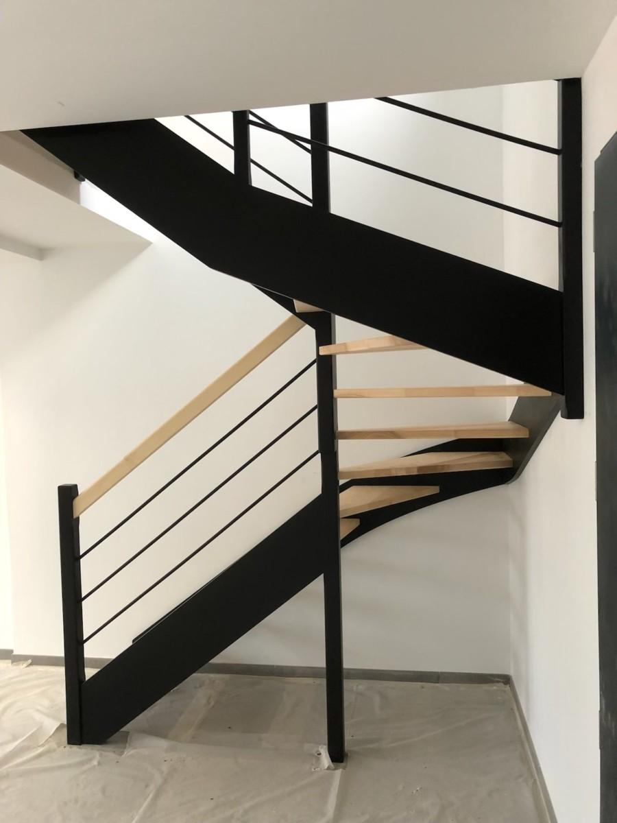 REGIS BERTHELOT Fabricant Escaliers Longue Jumelles Image005
